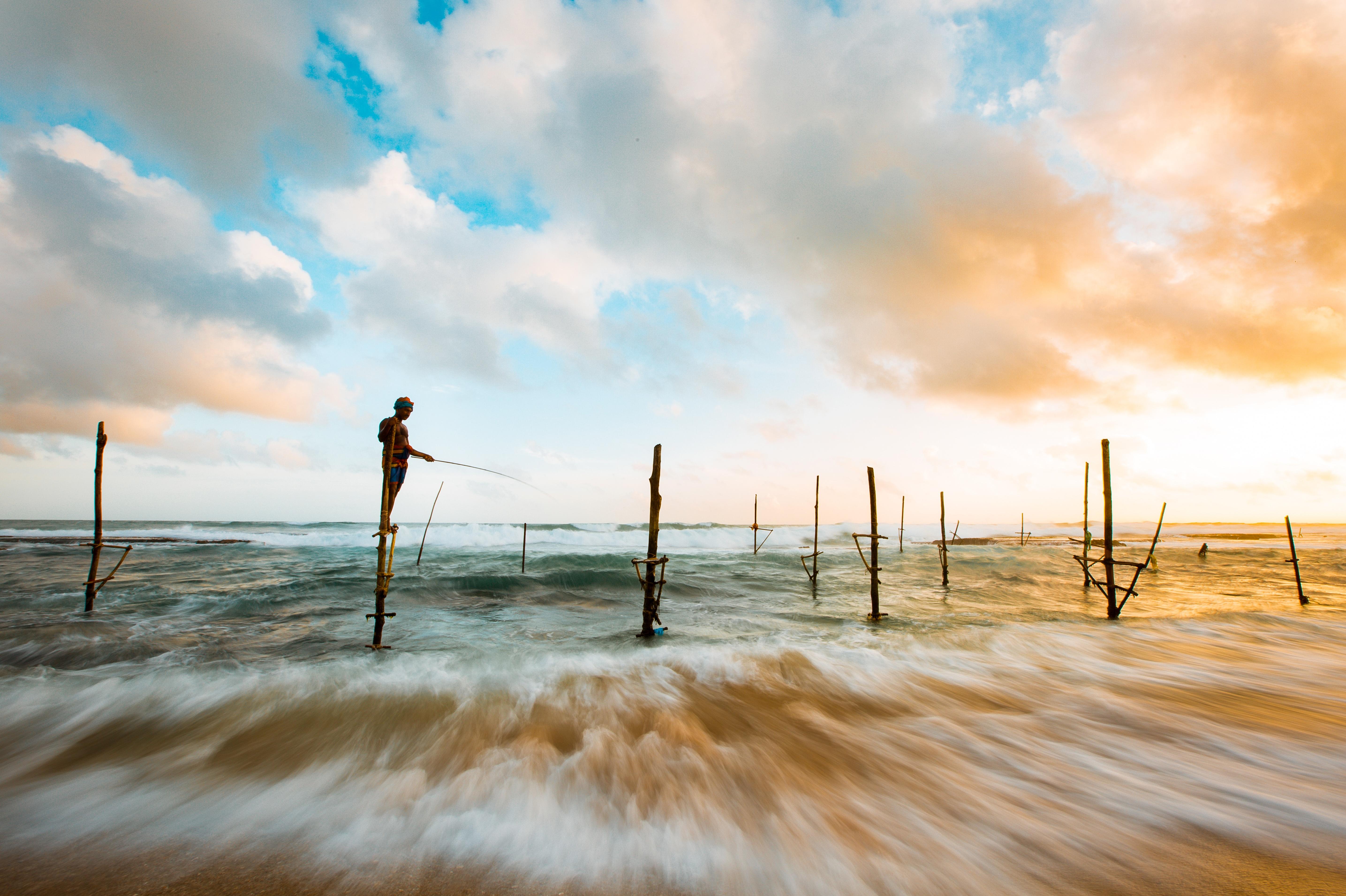 shore-fishing